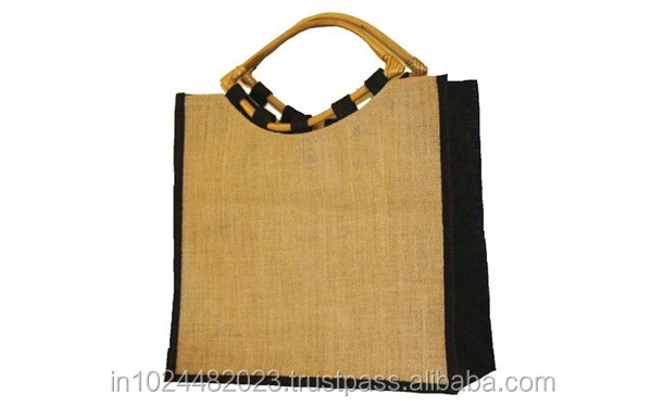 Popular Wholesale jute shopping bag /Gunny Tote Bag/Sack Carry Bag