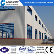 steel structure warehouse design project