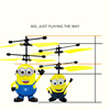 Hot Sale Minion Infrared Control Helicopter