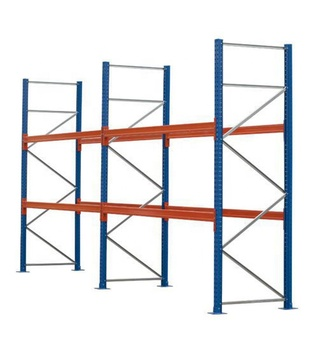 Wholesale Steel Selective Storage Racking Heavy Duty Pallet Rack