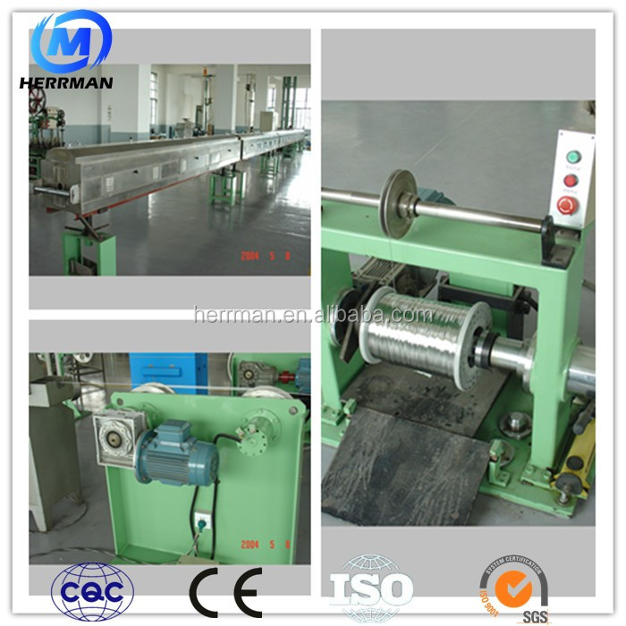 oil resistance rubber extrusion line