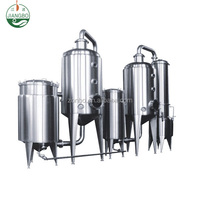 High efficient energy saving waste water evaporator