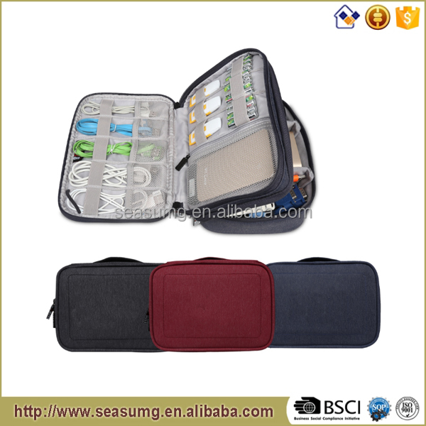 Wholesale Travel Gear Electronics Accessories Organizer Storage Bag