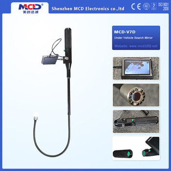 MCD-V7D Under vehicle tracking system For Bomb Detector