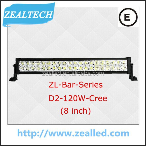 Good news!!!made with C.ree chip Truck led bar 40W 8inch for car LED bar car working bar C. REE.XML.T6