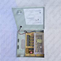 12v 5A DC 4 CH Output Switch Mode CCTV Camera Power Supply Distribution Box