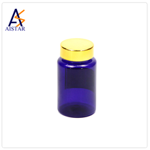 Screw Cap Sealing Type and oblong hdpe plastic jars bottles not bad for the environment