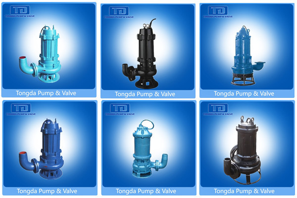 high flow submersible axial pump
