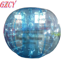 Hot sales bubble soccer kids size hamster ball plastic human sized baby hamster ball