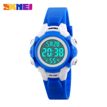 New skmei children digital watch instructions wrist kids watch