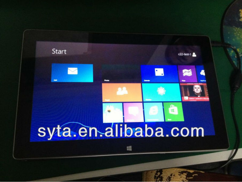 New !11.6inch Window 8 Tablet PC with CPU Intel Celeron (up to Intel i3i5i7)
