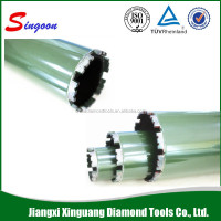 Mudium Standard Diamond Core Drill for Cured Concrete