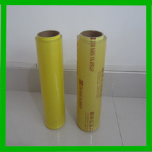 decorative plastic transparent plastic packaging film micron adhesive covering