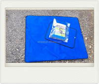 Pet outdoor The cat and dog to travel The beach picnic water-proof Oxford mat M#