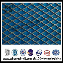 Q235 low carton steel expanded mesh(ISO9001-2008)