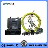 Drain pipe digital inspection camera With 7inch TFT color monitor