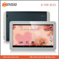 10.1 inch IPS Screen 1280*800 MTK8382 Quad-Core android 4.4.2 os bluetooth gps fm tablet pc