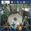 filling machine with dust cover mechanical arm e-liquid filling machine