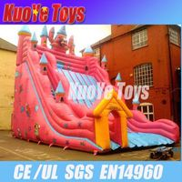 interactive games sea world new inflatable slide