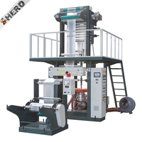 Used Extruder Washing Box Blow Machin Sewing Can Making Digital Printing Embosser Machine For Plastic Card