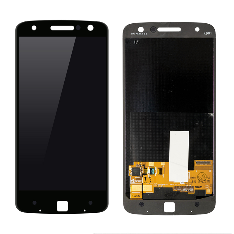 5.5&quot; AMOLED OLED LCD For Motorola Moto <strong>Z</strong> LCD Display Touch Screen Digitizer Replacement For MOTO <strong>Z</strong> Display XT1650 XT1650-03 LCD