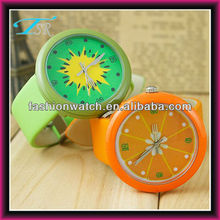leather wrist watches for girls popular watch for teenage fancy watch for children with high quality