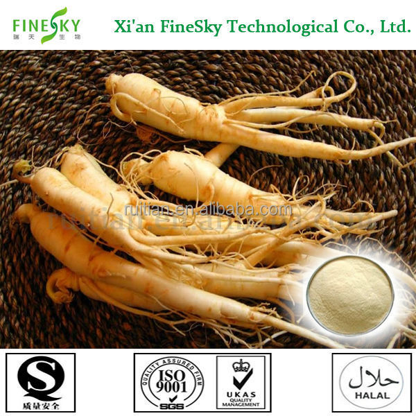 Sun pharmaceutical products ginseng extract