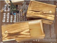 Luxury wood packaging box/Multipurpose wood packing box
