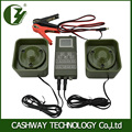 2X50W multi sound machine with power off memory timer