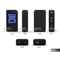 New fashion KAMRY 60w mod US Best selling big vapor smoke e pen cig