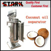 Popular high speed centrifuge coconut oil centrifuge separator machine hot selling