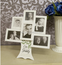 Wholesale cheap painting FSC MDF collage family tree photo picture frame