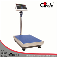 300kg tcs electronic price platform weighing scale