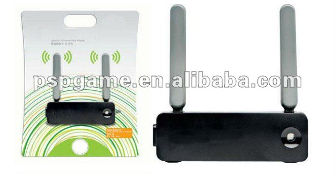 Good quality double antenna Wifi adapter for xbox360