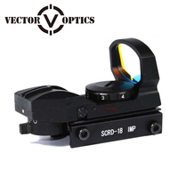 Vector Optics Imp 1x23x34 Hunting Red Dot for Rifle Airsoft Riflescope fit Real Caliber in China