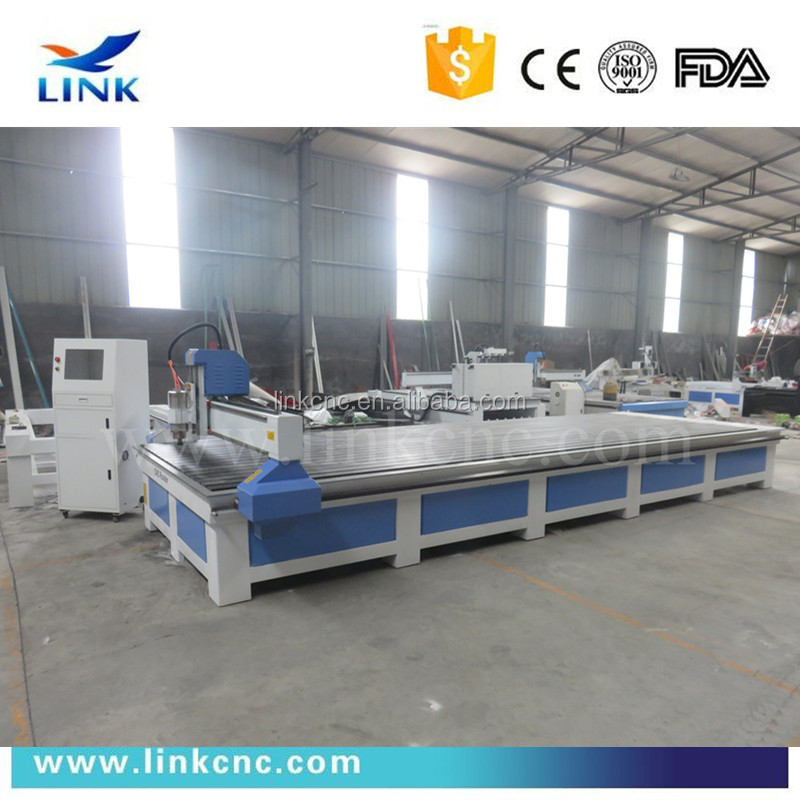 2*6m big size aluminium cnc router / wood router table / cnc router 5 axis