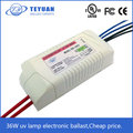 cheap price 36w uv lamp electronic ballast