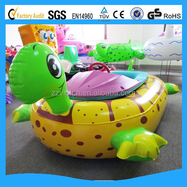 Low price most popular electric bumper boats with ce and tub