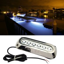 Underwater LED lights on you boat can also attract more fish and increase your catch