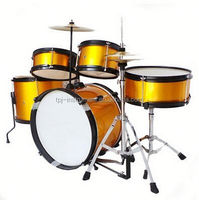 6-ply Shell PVC Cover Jinbao Drum Set