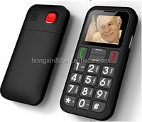 2015 Hot sale w60 mtk 6250 1.77 inch dual sim old man cell phone