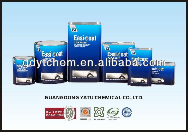 EASICOAT Solid Color 2K Automotive Paint