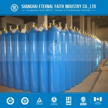 Medical Nitrous Oxide Gas Cylinder N2O Gas Cylinder Steel Welding Argon And CO2 Cylinder