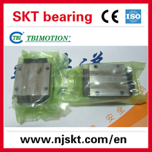 High precision linear guide TRS20FN block rail manufucture TBI