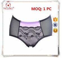 LEM Wholesale women panty mesh lace briefs underwear hot sale women's hipster panties