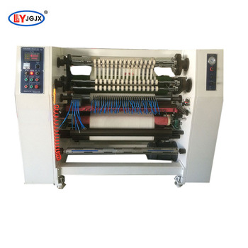 Model 215 CNC Control PVC Insulation Tape Slitting and Rewinding Machine