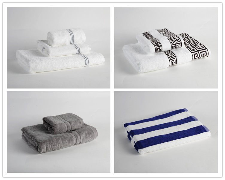 Hotel Monclar Bath Towel Made in China 100 Cotton Luxury Hotel Towels