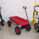 garden wagon cart TC1800/kid's cart/wooden baby cart TC1800