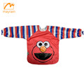 waterproof kids polyester drawing apron