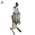 Explosion-proof Manual Lifting Glass Reactor Industrial Reactor